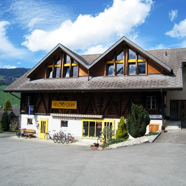 Velo Gery, Sachseln, Obwalden